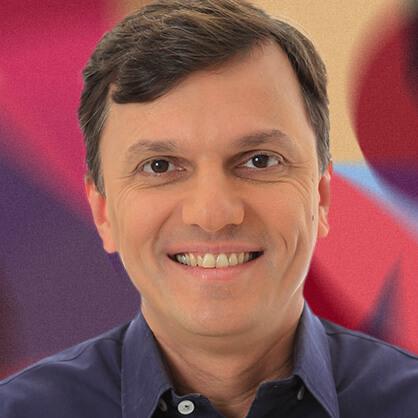 Imagem do colunista Mauro Cezar