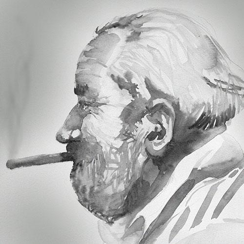 Imagem do Velho cronista - Colunista da Gazeta do Povo