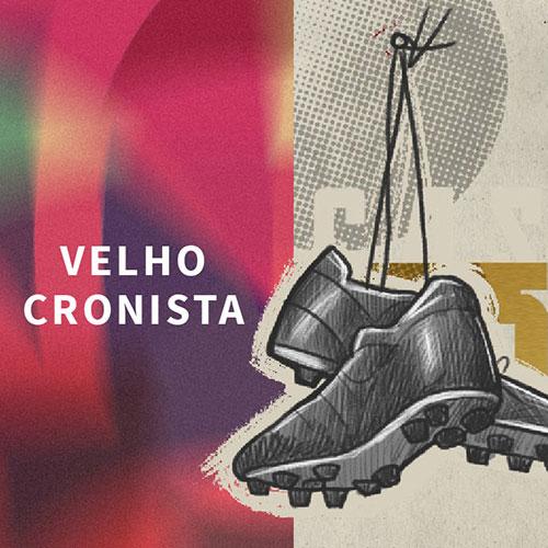 Ilustração do Velho Cronista para a Gazeta do Povo