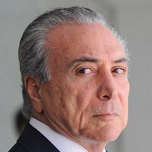 Michel Temer, pré-candidato a presidente do Brasil - Eleições 2018