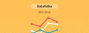 Pesquisa Datafolha - dezembro 2016