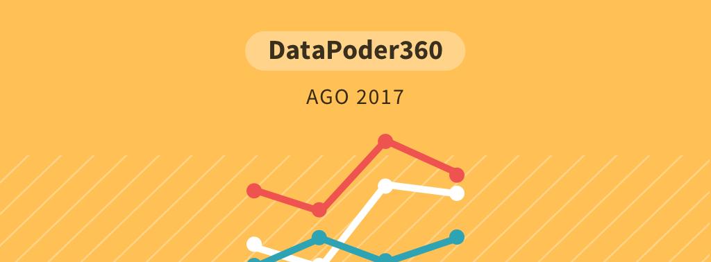 Pesquisa DataPoder360 – agosto 2017
