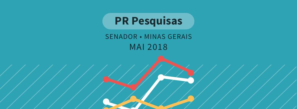 Dilma e Aécio lideram pesquisa para Senador em Minas Gerais