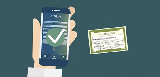Como baixar o e-título (título de eleitor digital) no celular?