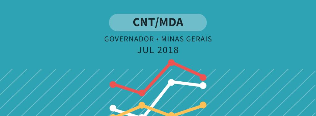 CNT/MDA: Anastasia (PSDB) lidera corrida para governo de MG