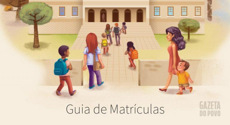 Encontre uma boa escola em Curitiba para matricular seu filho em 2018. Confira o Guia de Escolas e Matrículas Gazeta Do Povo.