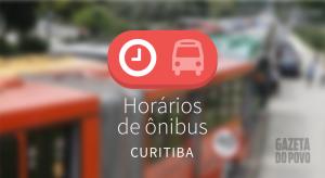 Veja o horário do próximo ônibus, as tabelas de horários, e mapas com trajeto e pontos de parada de todas as linhas de ônibus de Curitiba