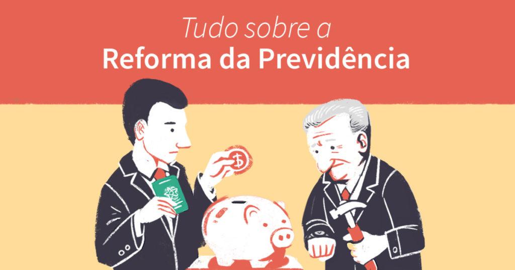 A Reforma da Previdência 2018 pode impactar a vida do cidadão brasileiro. Veja o que muda com a aprovação dela na Gazeta do Povo.
