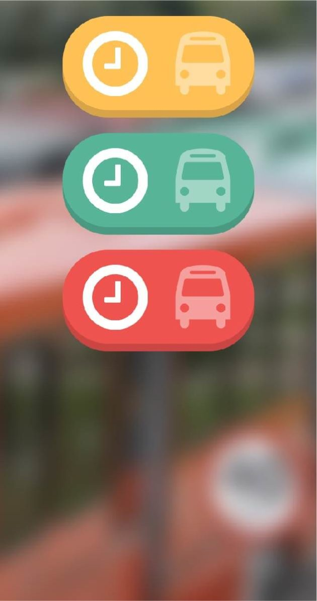 Horários de ônibus em Curitiba
