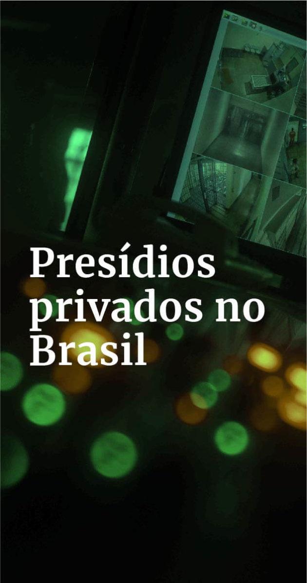 Presídios privados no Brasil