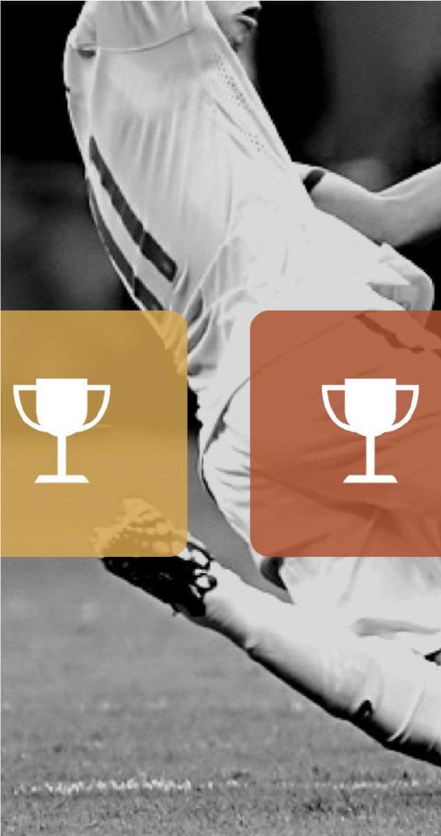 Tabelas de campeonatos de futebol