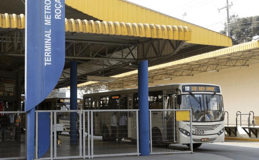 Curitiba é a 9ª cidade mais congestionada do Brasil. Já pensou se não existissem os ônibus?