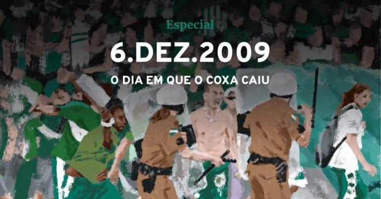Opengraph: Violência no Couto Pereira