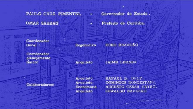 Lerner projetou mas não executou obra do metrô em Curitiba