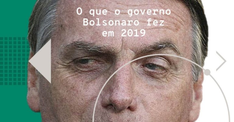 O que Bolsonaro fez em 2019: veja o balanço na economia, segurança, meio ambiente...