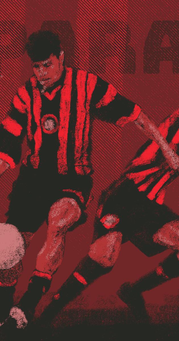 Athletico: o Furacão na Libertadores, a primeira vez em 2000