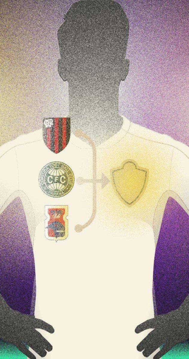 O maior clube do Paraná (que nunca existiu)