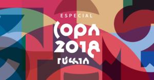 Copa 2018 Rússia - Gazeta do Povo