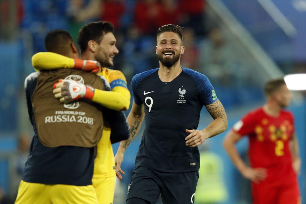 Seleção brasileira viu queda da algoz Bélgica para velho carrasco ... ed1a92fdb77bf