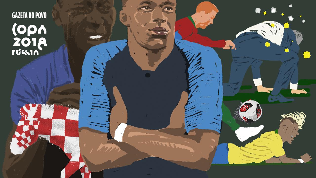 bf957a9e85 Copa animada em gifs - Copa do Mundo 2018