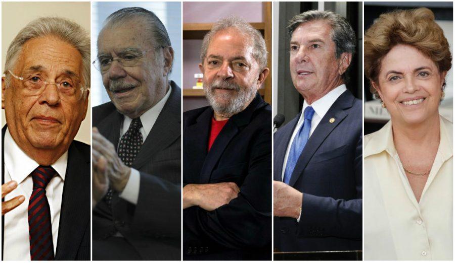 Mordomias a ex-presidentes do Brasil já custaram R$ 36 milhões aos cofres públicos