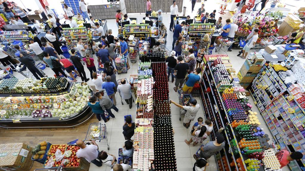 Economia cresce 1% após dois anos de forte retração