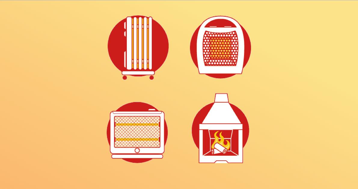 como escolher o melhor aquecedor para manter sua casa quentinha no inverno?