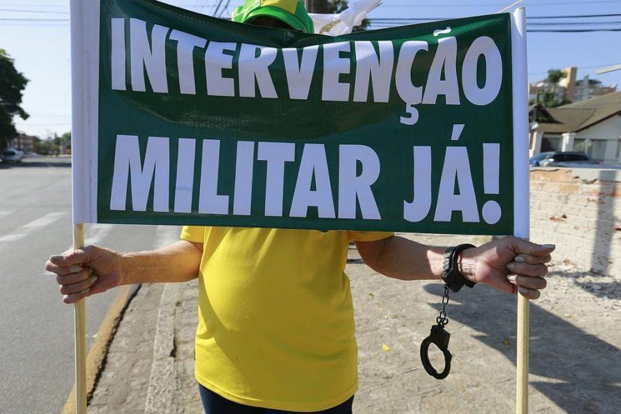 Brasil era melhor no tempo dos militares?