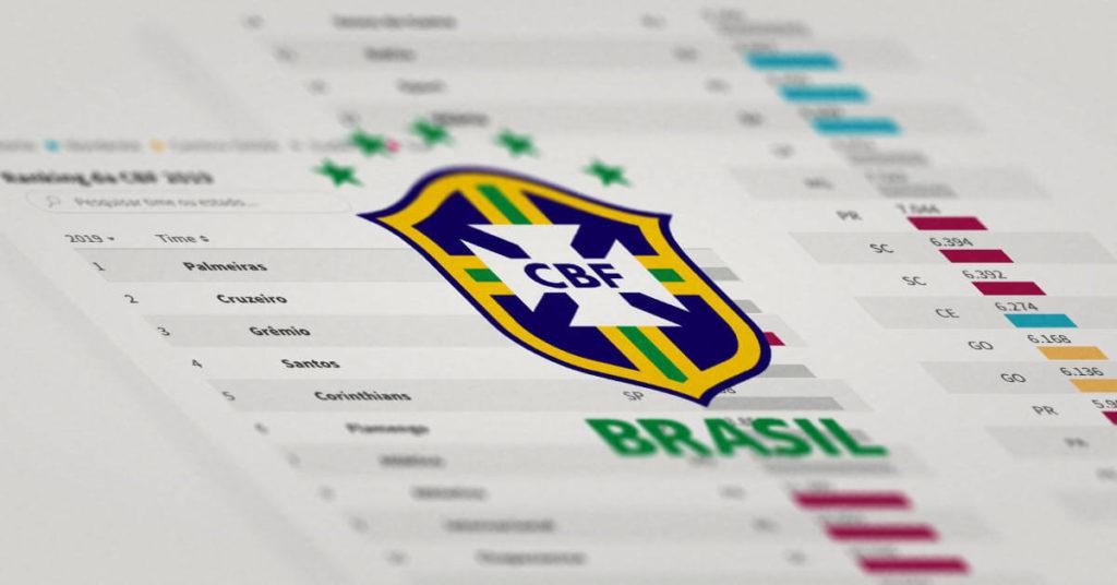 Athletico supera Inter, São Paulo e três grandes do RJ em ranking da CBF