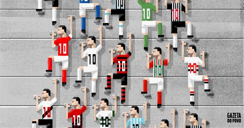 Ranking da década: os maiores clubes do Brasil