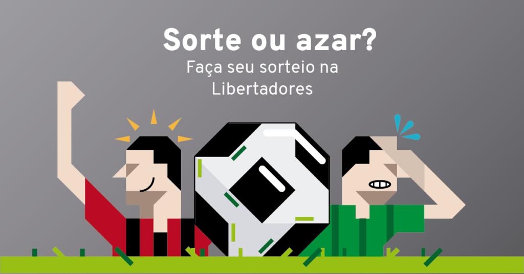 Simulador: sorteio da Libertadores 2019