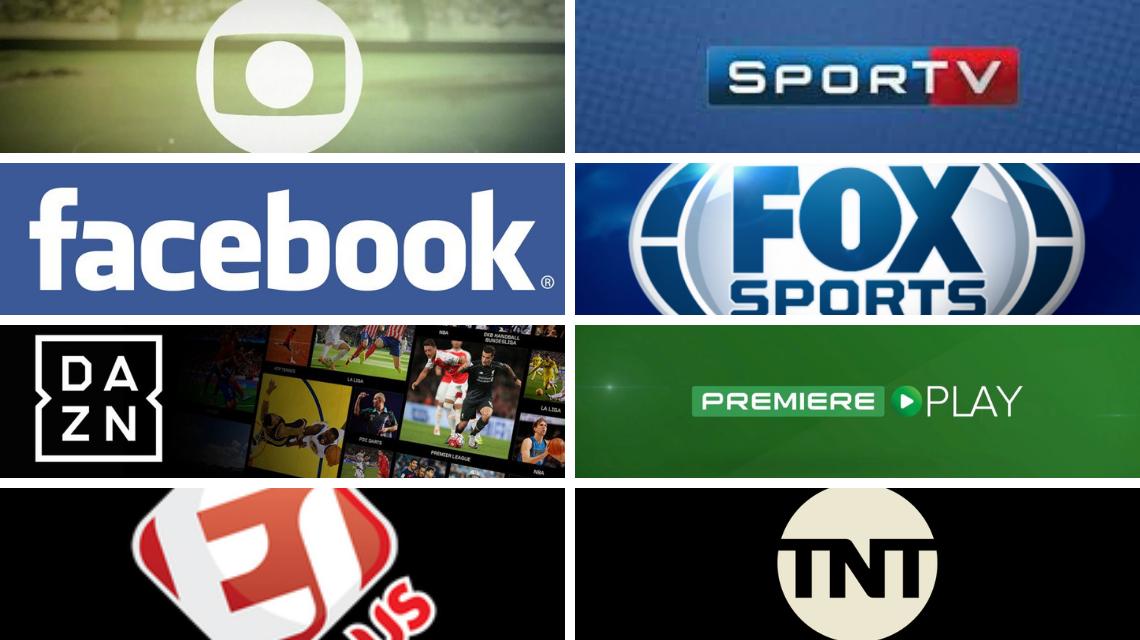 Jogos Na Tv Onde Ver Brasileirao Libertadores Sul Americana Futebol