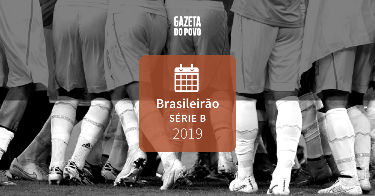 Tabela De Classificacao Do Brasileirao Serie B 2019