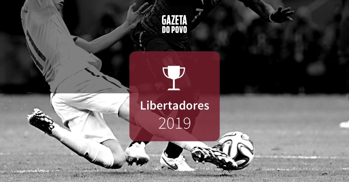Tabela Libertadores 2019 Classificação Resultados E Jogos