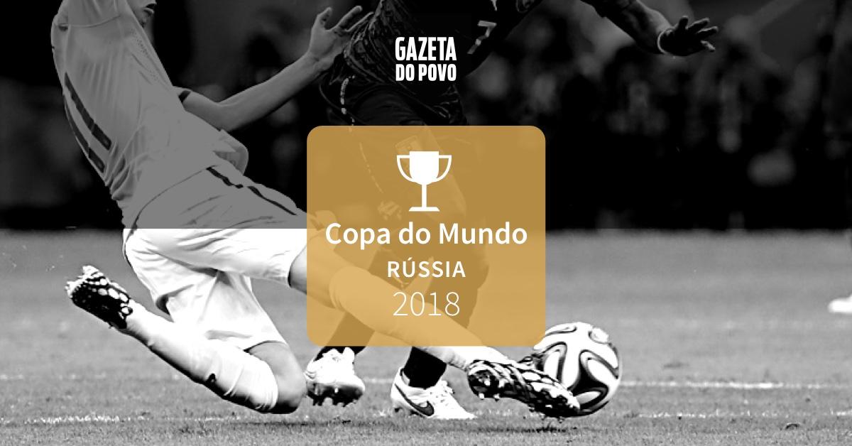 ⚽ Tabela da Copa do Mundo Rússia 2018  46ea968290d66