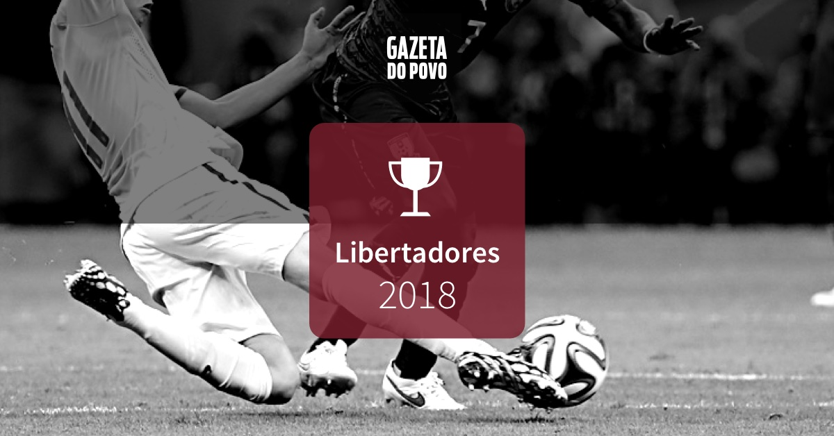 24570824e3 ⚽ Tabela da Copa Libertadores da América 2018