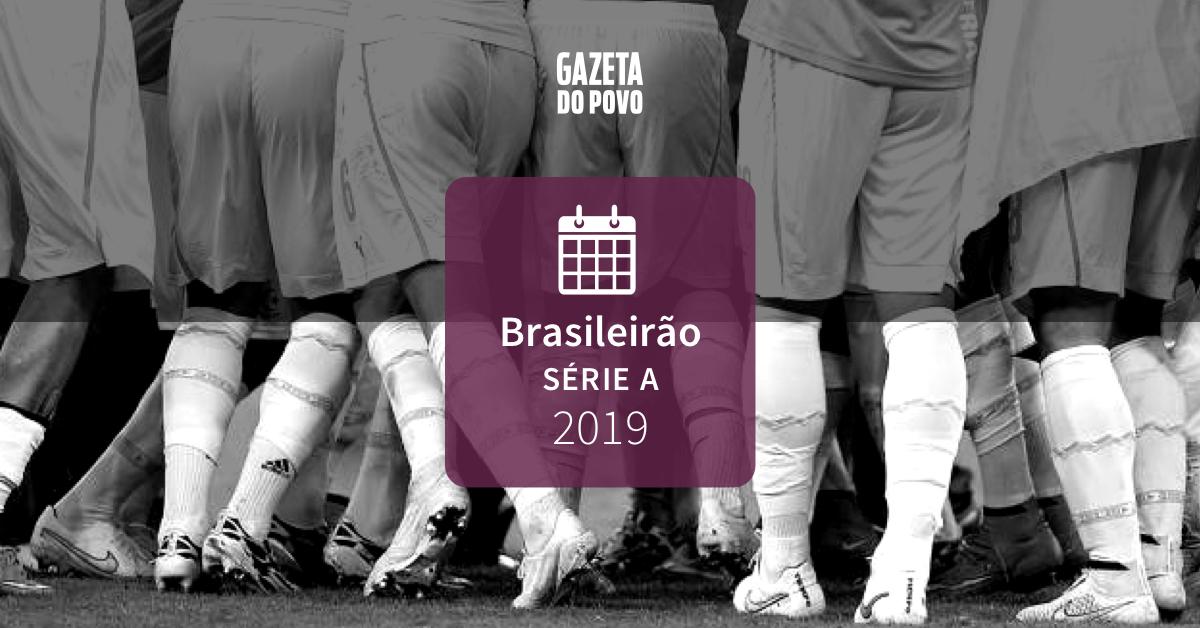 Tabela De Classificacao Do Brasileirao Serie A 2019