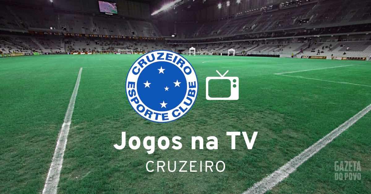 Proximos Jogos Do Cruzeiro Onde Assistir Ao Vivo Na Tv Futebol