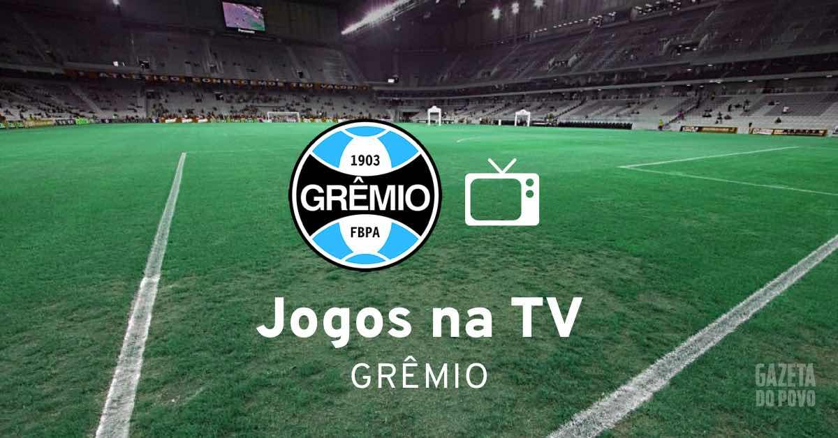 Proximos Jogos Do Gremio Onde Assistir Ao Vivo Na Tv E Internet Futebol