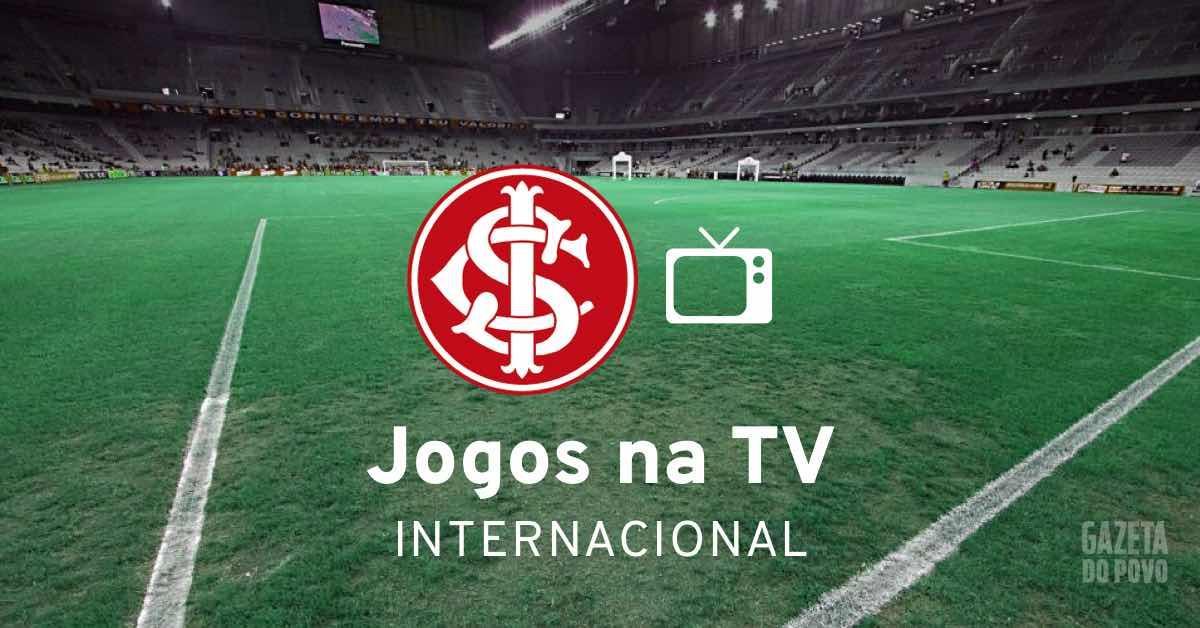 Proximos Jogos Do Internacional Onde Assistir Ao Vivo Na Tv Futebol