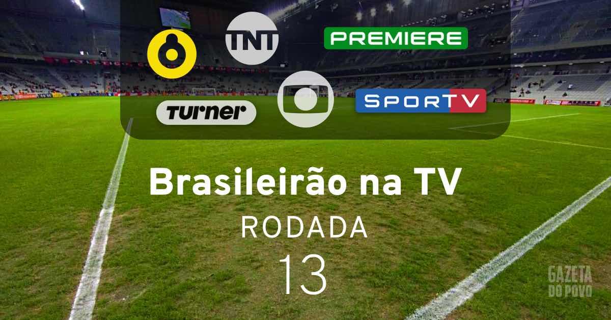 Brasileirao Ao Vivo Jogos Na Globo Sportv Premiere E Tnt 13ª Rodada