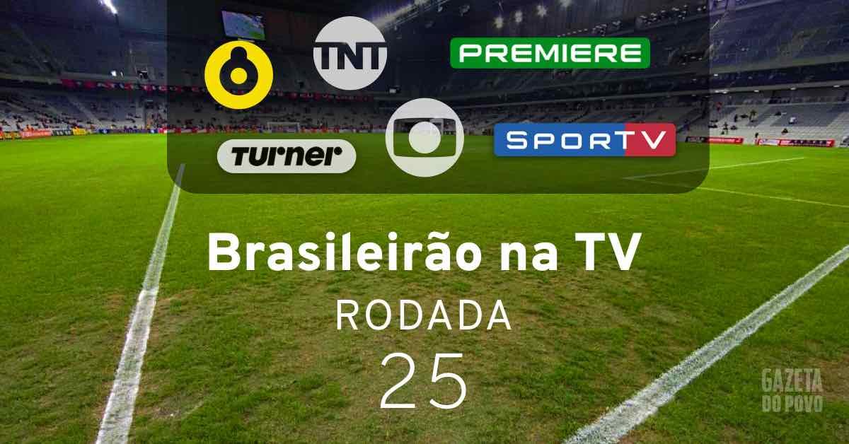 Brasileirao Ao Vivo Jogos Na Globo Sportv Premiere E Tnt 25ª Rodada