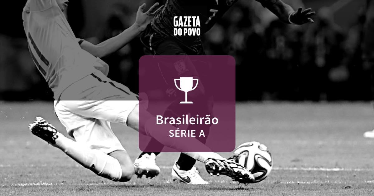 Tabela De Classificacao Do Brasileirao Serie A 2020 Gazeta Do Povo