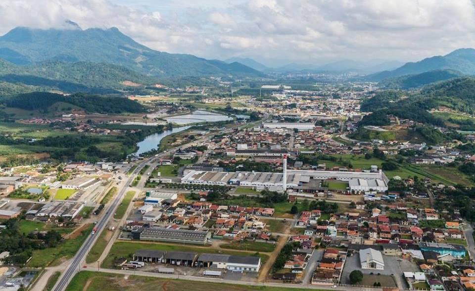 Guaramirim Santa Catarina fonte: especiais.gazetadopovo.com.br