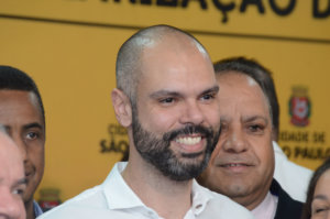 Pesquisa de aprovação prefeito Bruno Covas - set 2019